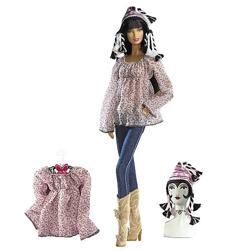 Barbie Anna Sui Boho Doll
