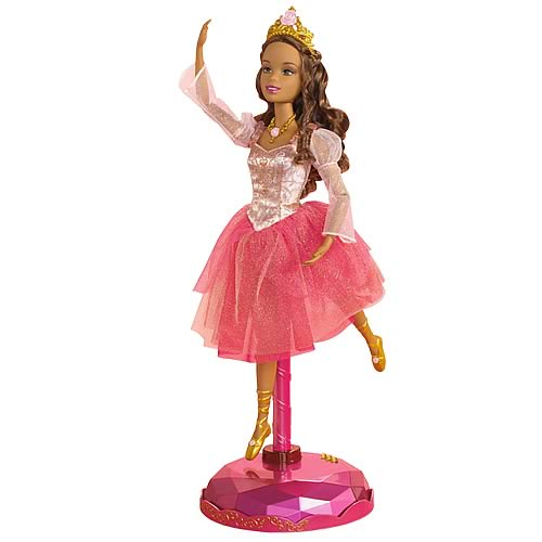 Barbie 12 Dancing Princesses Interactive Genevieve Doll (AA)
