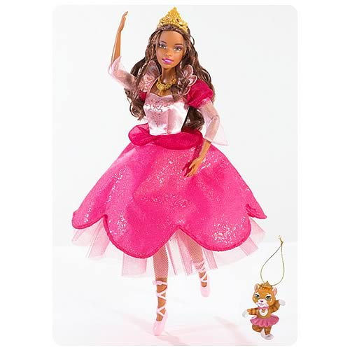 Barbie 12 Dancing Princesses Genevieve Doll (AA)