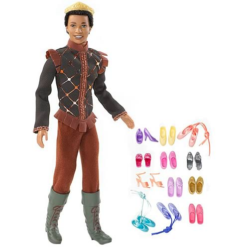 Barbie 12 Dancing Princesses Prince Derek Doll (AA)