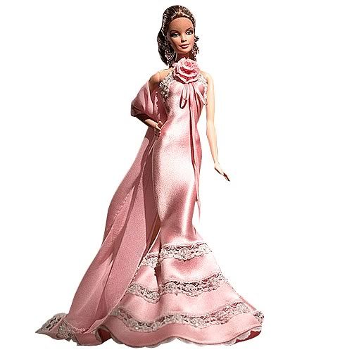 Badgley Mischka Barbie Doll