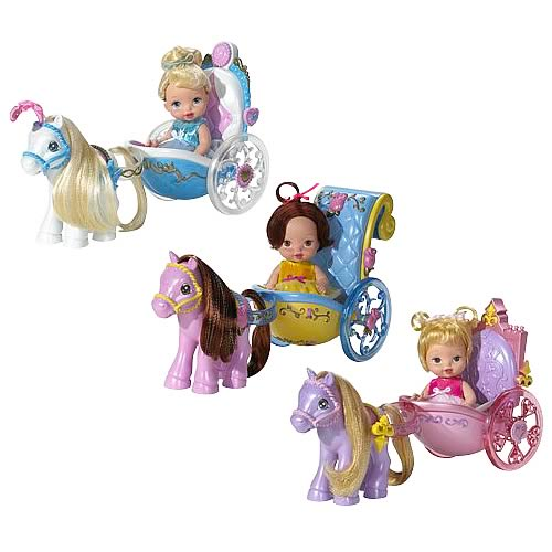 Disney Royal Nursery Pony and Carriage Assortment Case