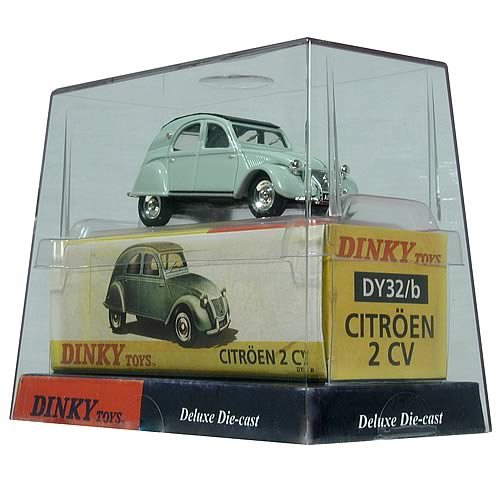 Matchbox Dinky 57 Citroen 2CV Car