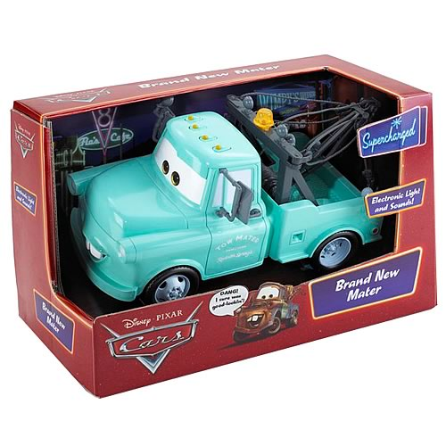 Pixar Cars Brand New Mater