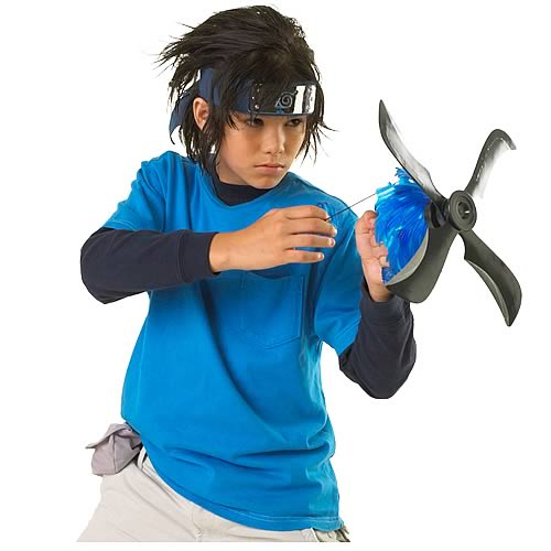 Naruto Shuriken Shooter Action Set
