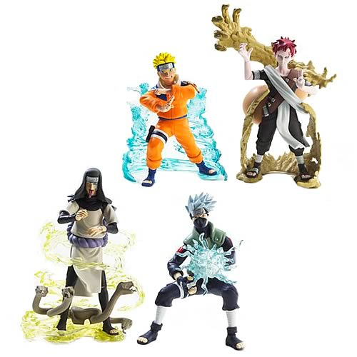 Naruto 8-Inch Action Figure Case