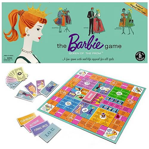 Barbie Queen of the Prom Game Collector's Edition