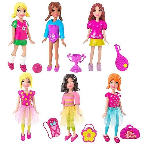 Polly Pocket Playset Assortment Case - Mattel - Polly ...