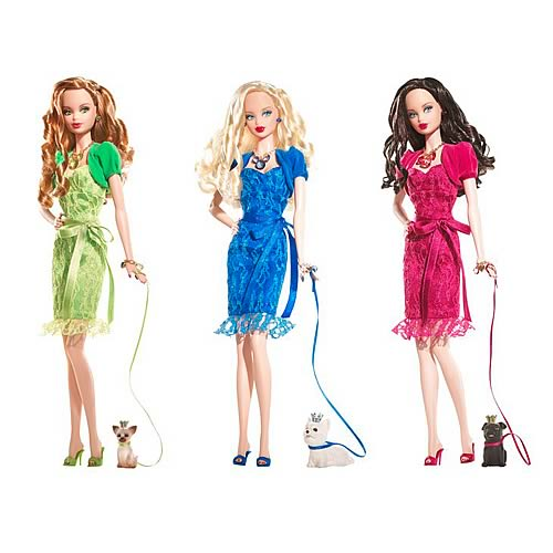 Barbie Birthstone Beauties Wave 3 Case