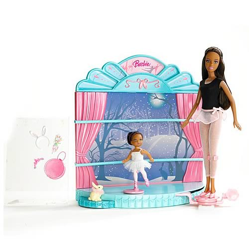 Barbie Dance Teacher Playset