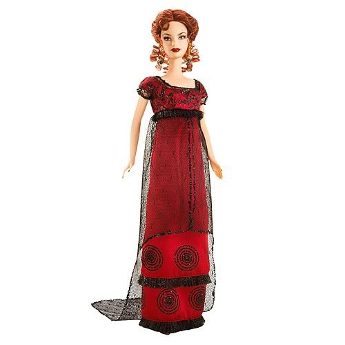 Barbie Titanic 10th Anniversary Rose Doll