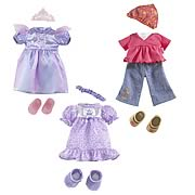 Little Mommy Baby Doll Fashion Pack