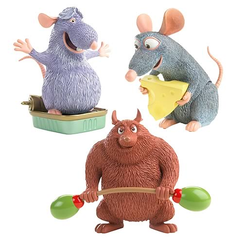 Ratatouille Basic Figure Assortment