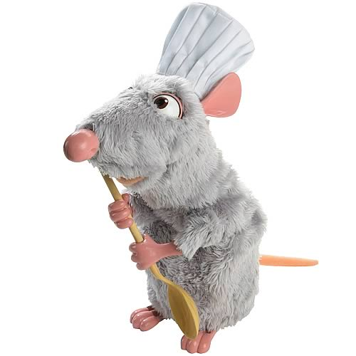 Ratatouille Little Chef Remy