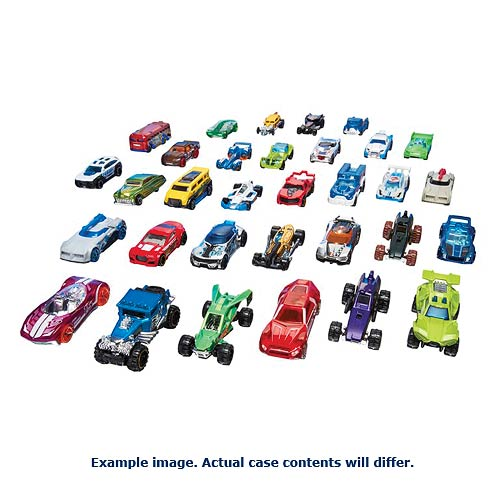 Hot Wheels Basic Car 2014 Wave 5 Revision 1 Case