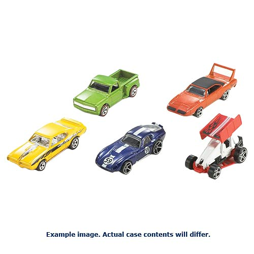 Hot Wheels Basic Car 2014 Wave 6 Case