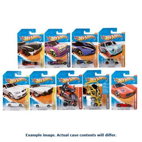 Hot Wheels Basic Car 2018 Wave 5 Case