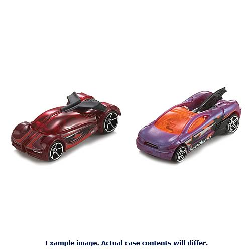 Hot Wheels 2012 Wave 4 Rev. 1 Basic Car Case