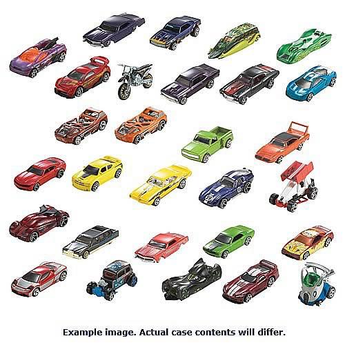 Hot Wheels 2013 Wave 1 Rev. 2 Basic Car Case