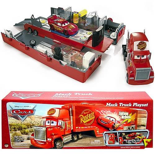 Buy Disney Pixar Cars Mack Truck