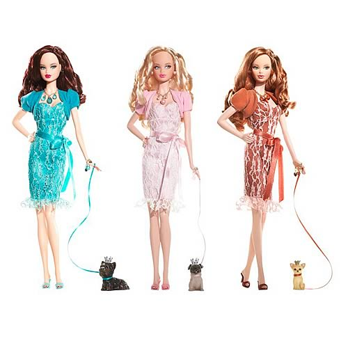 Barbie Birthstone Beauties Wave 4 Case