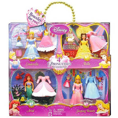 Disney Favorite Moments 4-Pack Giftset