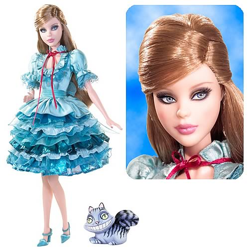 Barbie Alice in Wonderland Doll