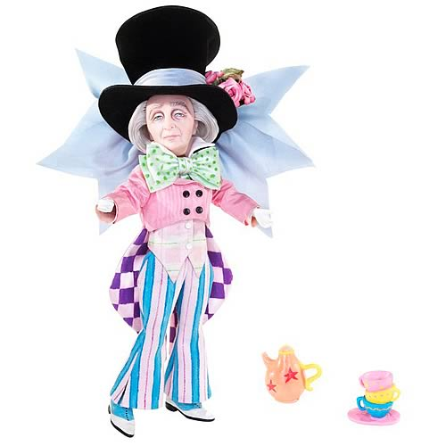 Barbie Alice in Wonderland Mad Hatter Doll