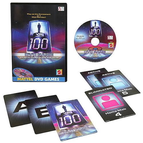 1 vs. 100 DVD Game