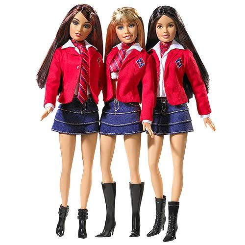 Rebelde Barbie Doll Assortment