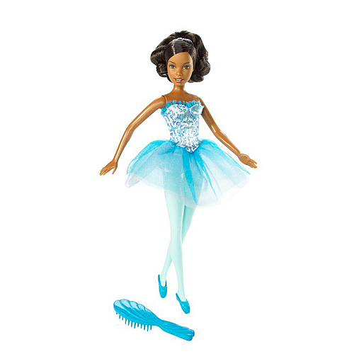 Barbie Ballerina Doll (African American)