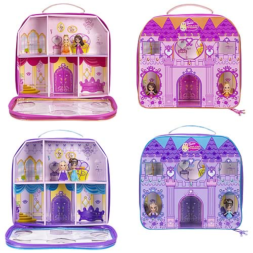 Barbie Peekaboo Purse Petites Playset Set