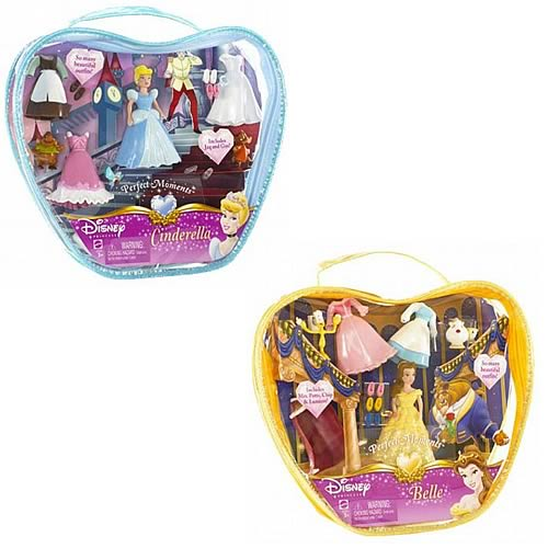 Disney Princess Favorite Moments Dolls Wave 1 Case