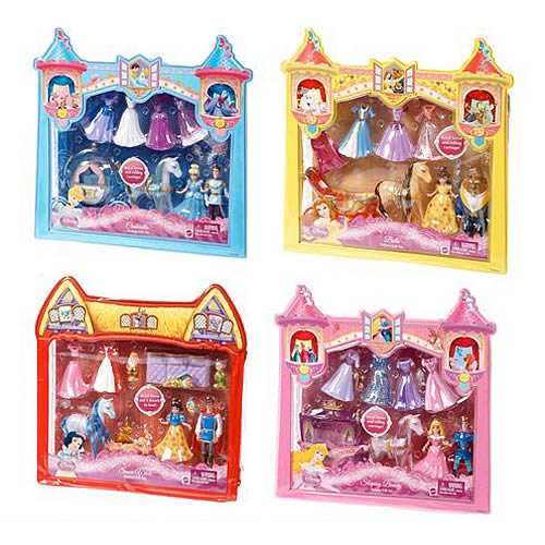 Disney Princess Favorite Moments Dolls Wave 3 Revision 1