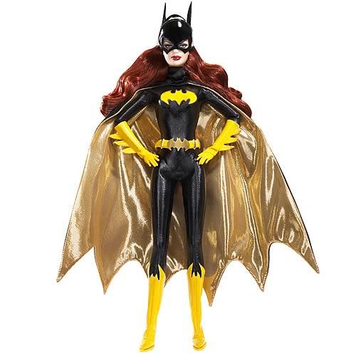Barbie DC Batgirl Collector Doll