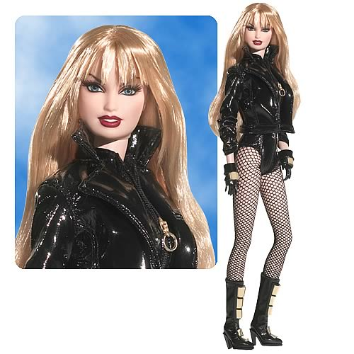 Barbie DC Black Canary Collector Doll
