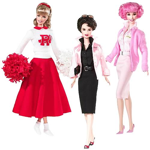 Grease Barbie Doll Assortment