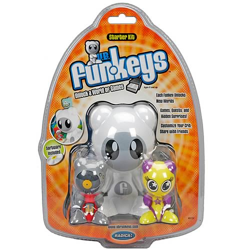 UB FunKeys Series 1 Wave 1 Town Starter Kit Case