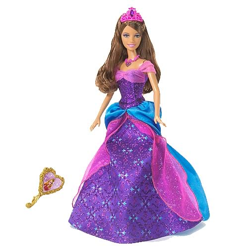 Barbie and the Diamond Castle Princess Alexa Doll