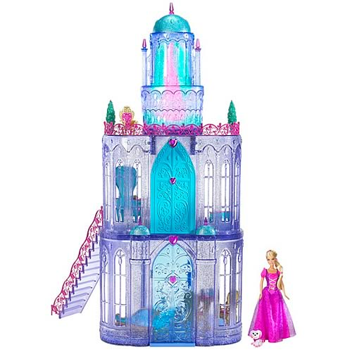 Barbie and the Diamond Castle Playset with Doll