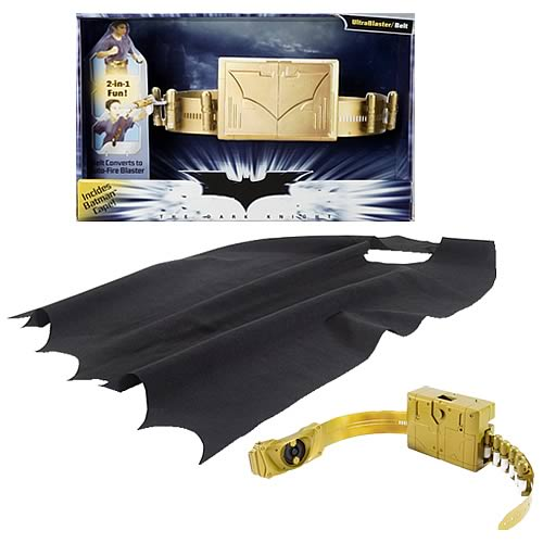 Batman: The Dark Knight Rapid Fire Utility Belt