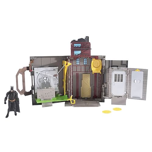 Batman: The Dark Knight Lair of the Joker Portable Playset