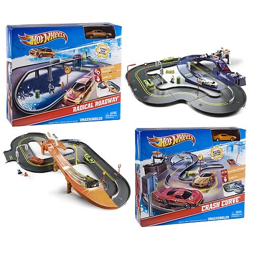 Hot Wheels Playset Case