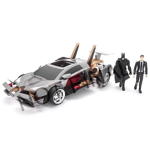 Batman: The Dark Knight Shift Attack Sports Coupe