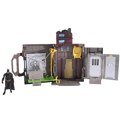 Batman: The Dark Knight X-pandables The Joker's Lair Playset
