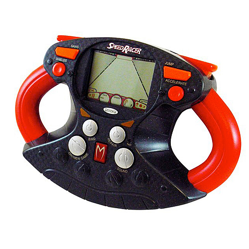 Speed Racer Handheld Electronic Game