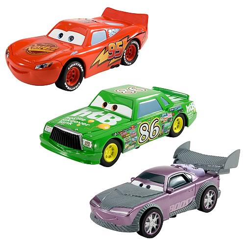 Cars Stunt Cars Wave 1 Case