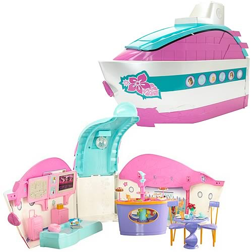 Barbie Party Cruise Playset