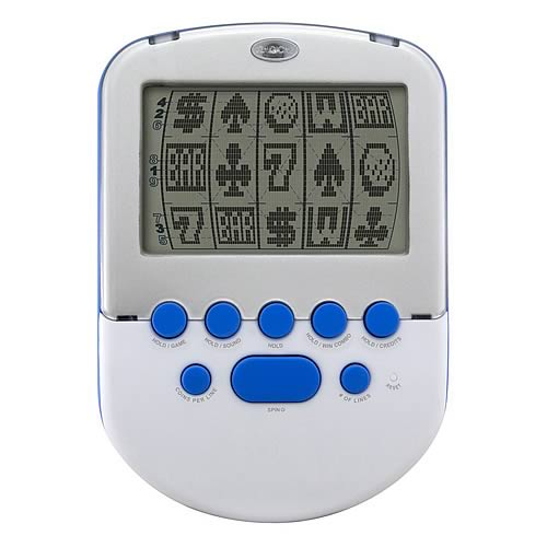 Big Screen Slot Machine Electronic Game