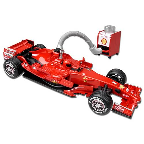 Hot Wheels Ferrari F1 Super Fueler Vehicle